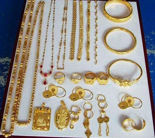 什么样的黄金首饰适合回收呢?