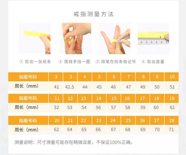 珠宝首饰测量的基本方法