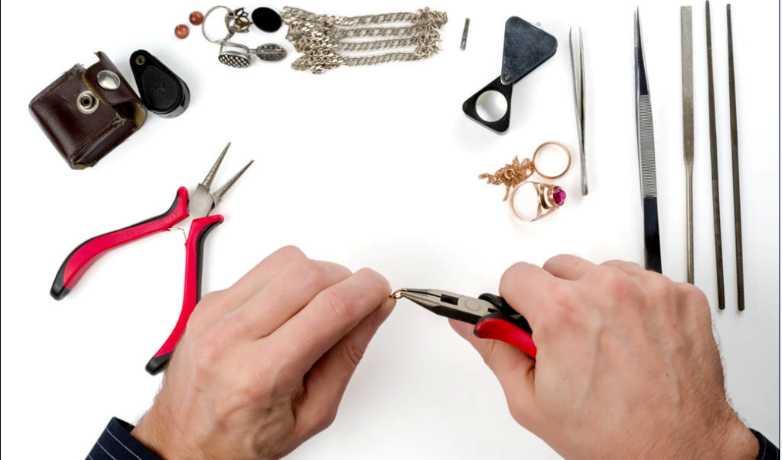 珠宝首饰维修流程