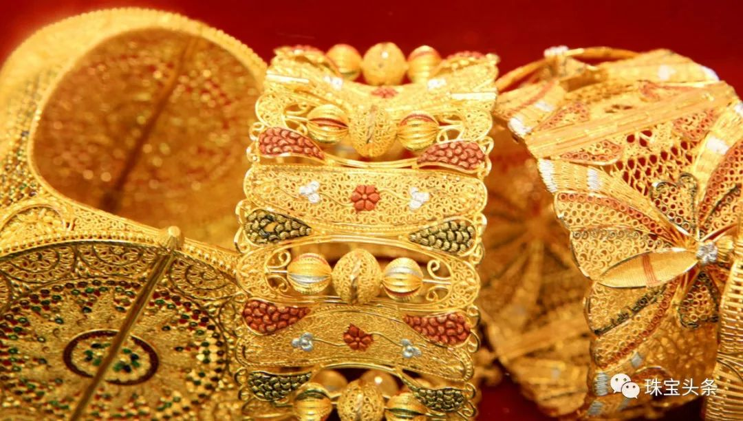 黄金首饰有哪些常见的加工工艺和流程?