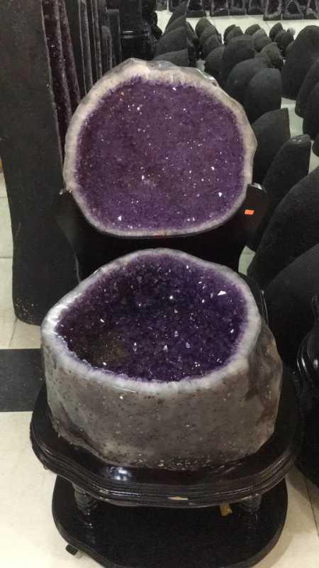 紫水晶回收 回收天然紫水晶