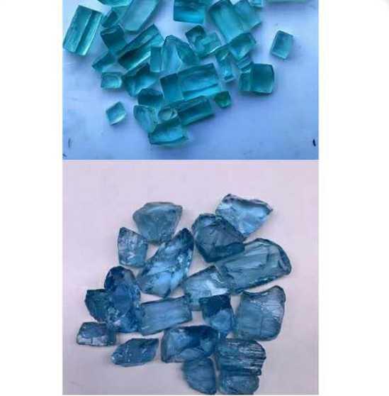 圣玛利亚海蓝宝  海蓝宝裸石  天然海蓝宝贵吗?