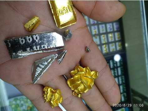 本地高价回收黄金